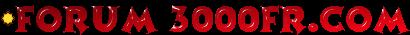 ☀ Ƒorum 3000fr.com | Multis Ƒorums 3k