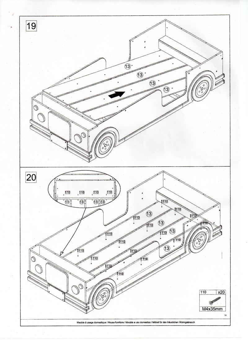 screens photos notice de montage lit bus london paris rouge. Black Bedroom Furniture Sets. Home Design Ideas