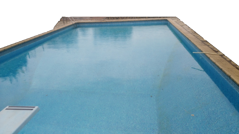 Traitement piscine sans chlore simple dossier construire for Traitement automatique piscine