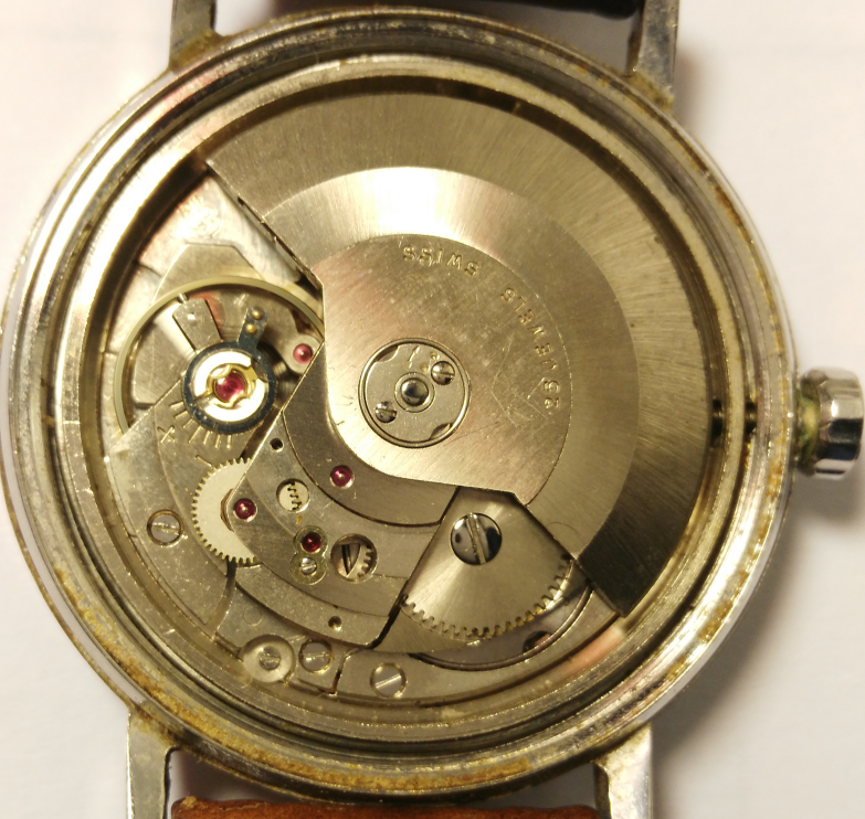 Montre Suisse Automatique Sandoz Type: 1797 X-79-2 Sandoz-automatic-mouvement-1797-X-79-2